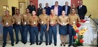 2 de julho: Cabo Didi homenageia militares do Corpo de Bombeiro