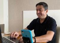 """""""Acredito na realização dos eventos com segurança e responsabilidade"""", aposta Fabiano Oliveira"""