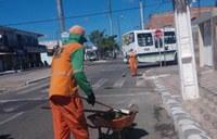 A pedido do vereador Zezinho, Emsurb realiza limpeza no Bugio e adjacências