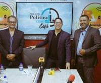 A renovação é necessária e ninguém precisa ter político de estimação, alerta Ricardo Marques