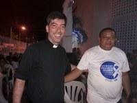 Américo apoia ação em prol da Igreja Nossa Senhora de Guadalupe