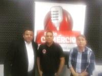 Américo de Deus fala sobre sua atuação política em rádio de Aracaju