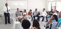 Américo de Deus participa de Conferência Municipal de Saúde no Porto Dantas