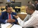 Américo fala em rádio sobre envios de ofícios aos órgãos públicos para enfrentamento à Covid 19