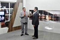 Américo participa de programa na TV Aperipê para falar sobre atuação no parlamento