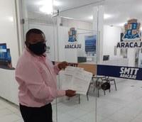 Américo solicita cesta básica para profissionais de transporte escolar impactados com a Covid-19