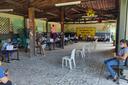 Anderson de Tuca fiscaliza entrega de Kits de Alimentação Escolar