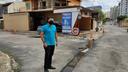 Anderson de Tuca solicita reparos na Rua Iolanda Leite Moura