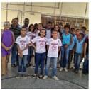 Bigode participa de evento sobre combate ao mosquito dengue em escola municipal