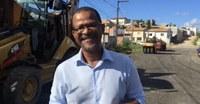 Bittencourt leva pedido dos moradores do Aloque à Prefeitura e obras são iniciadas