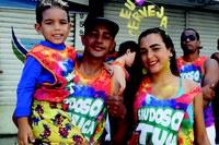 """""""Bloco Saudoso Tuca é da paz e da solidariedade"""", afirma Anderson de Tuca"""