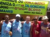 Blocos de Carnaval ganham o apoio do vereador Dr. Gonzaga