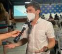 Breno Garibalde participa da primeira audiência pública sobre o Plano Diretor