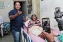 Cabo Amintas faz Campanha em prol da saúde de Maria Feliciana
