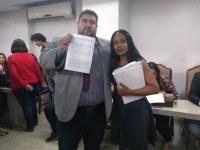 Cabo Didi apoia reivindicação de professores da escola EMEF Santa Rita de Cassia