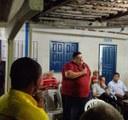 Cabo Didi participa de reunião com taxistas de Aracaju