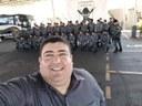 Cabo Didi prestigia os 40 anos do Batalhão da Polícia de Choque