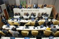 Câmara aprova proposituras do Executivo em 1º votação