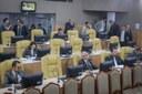 Câmara aprova proposituras nesta quinta-feira