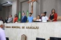 Câmara entrega premiação do Concurso de Poesia Governador Marcelo Déda