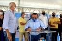 Cícero afirma que obras no 17 de Março vão melhorar a qualidade de vida dos moradores