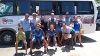 Com ajuda de Soneca, time de projeto social garante vaga na final do Sergipano de Futsal