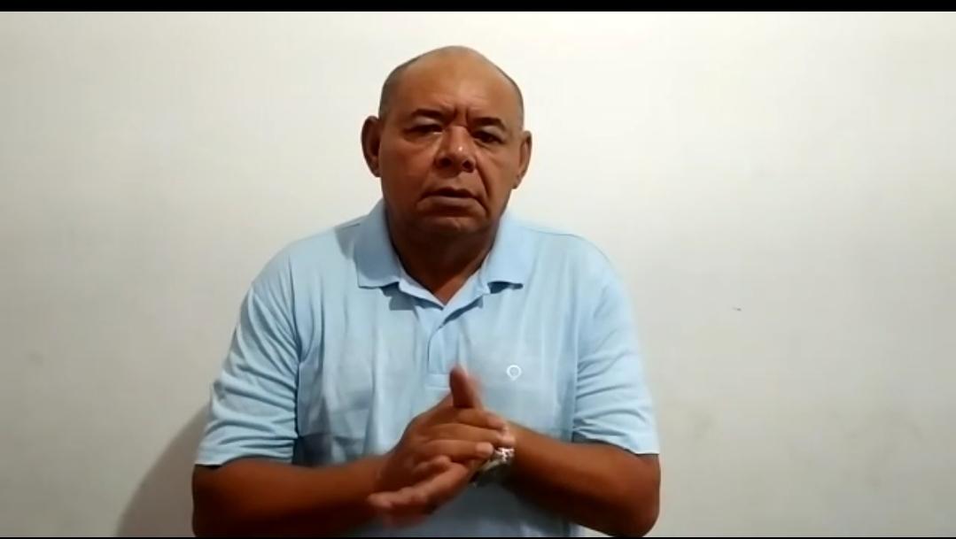 Corona Vírus: Seu Marcos convoca a população para aplaudir os profissionais de saúde de Sergipe