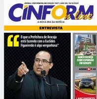 """Coronavírus: """"Não estamos preparados"""", diz Cabo Amintas em entrevista ao Cinform"""