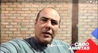 """Coronavírus: """"Polícia não recebe kits de proteção suficientes"""", diz Cabo Amintas"""