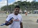 Dezenas de jovens participam da II Copinha de Futsal Saudoso Tuca