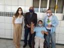 Dia das Pessoas com Deficiência: Seu Marcos recebe Prêmio Pipiri