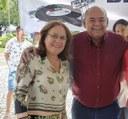 Dia de Combate ao Feminicídio: Seu Marcos faz live com a deputada Goretti Reis