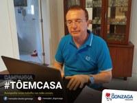 Dr. Gonzaga cria campanha de apoio à quarentena social