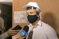 Elber cobra de Edvaldo criação de auxílio para os motoristas de transporte escolar de Aracaju