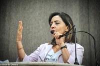 """Eleições: """"Fico feliz em ser cogitada como candidata à prefeita, mas ainda não foi batido o martelo"""", diz Emília Corrêa"""