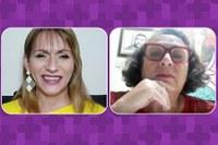 Em Live no aniversário de Aracaju, Linda e Angela defendem uma cidade de direitos para todas/os/es
