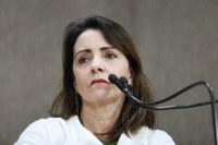 """Emília Corrêa: """"Edvaldo que se cuide, os nomes estão chegando"""""""