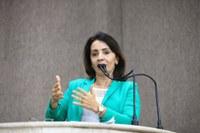 Emília Corrêa: Inverter as falas é de praxe na CMA