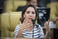 Emília faz avaliação sobre pesquisa para cargo majoritário