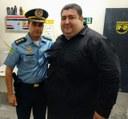 EPI'S são entregues a policiais militares e Cabo Didi parabeniza iniciativa