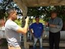 Gabinete itinerante: moradores ajudam Seu Marcos a definir pauta de indicações