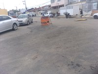 Heliomarto Rezende parabeniza trabalho desenvolvido pela prefeitura no bairro Jabotiana