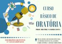 Inscrições abertas para curso básico de oratória na Escola do Legislativo Municipal