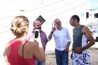 Isac cita obras e enaltece o trabalho do prefeito Edvaldo Nogueira