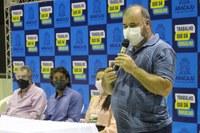 Isac participa de Audiência Pública para discussão do Plano Diretor