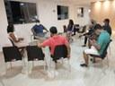 Joaquim da Janelinha se reúne com comunidade da Zona Sul