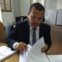 Juvêncio Oliveira distribui novos Projetos do Executivo para a Comissão de Justiça da CMA