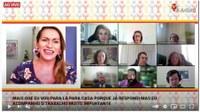 Linda Brasil compõe mesa de debate sobre trabalho escravo promovida pelo TRT 20ª região