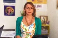 Linda Brasil defende o respeito ao nome social em lápides