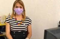 Linda defende melhoras em PL sobre o Conselho Municipal do Fundeb